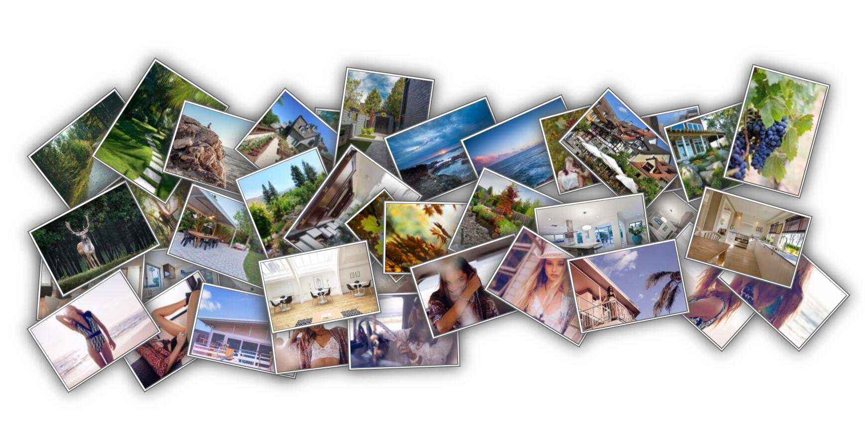 Maika – 照片画廊wordpress插件 瀑布流 3d 时间轴等多种特效插图1